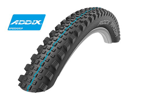 Rock Razor Evo Addix Speedgrip TLE E-25 27,5x2,60