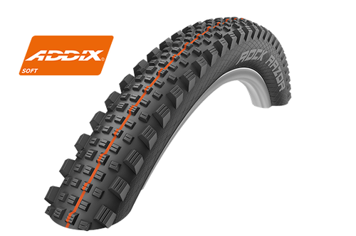 Rock Razor Evo Addix Soft TLE E-25 27,5x2,35 Super Gravity