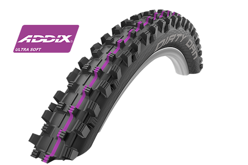 Dirty Dan Evo Addix Ultra Soft Super Gravity TLE 27,5x2,35 Faltreifen
