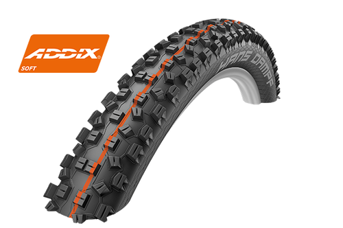 Hans Dampf Evo Addix Soft Super Gravity TLE E-25 27,5x2,35