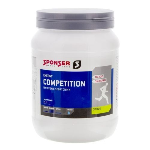 Sponser Competition Isotonic 1000g Citrus