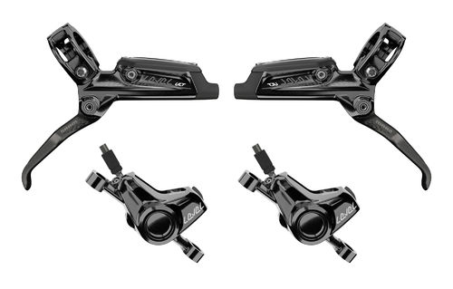 SRAM Bremse Level Ultimate schwarz (VR+HR) Set